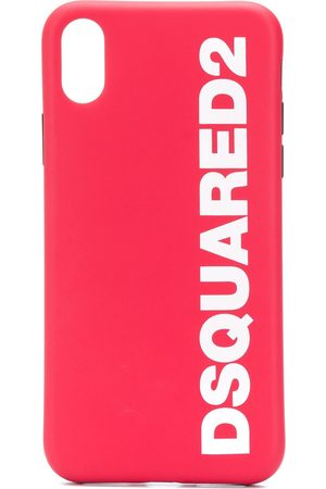 Dsquared2 IPhone X-fodral med logotyp