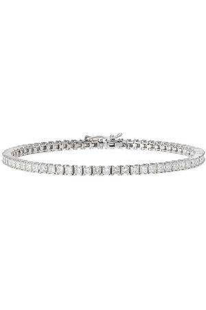 777 Man Armband - Diamantarmband i 18K vitguld