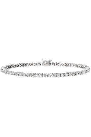 777 Diamantarmband i 18K vitguld