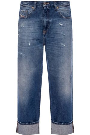Diesel D-Reggy distressed jeans