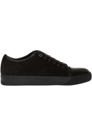 Lanvin Suede sneakers