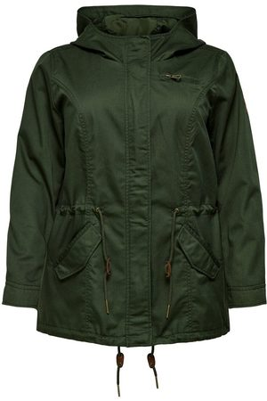 Only Curvy Parkas