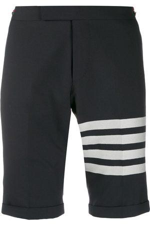 Thom Browne Lågt skurna shorts med fyra ränder
