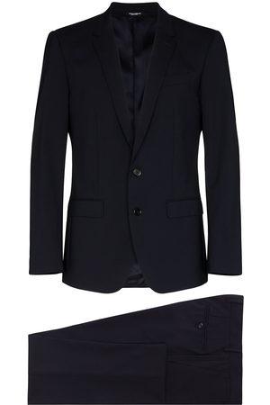 Dolce & Gabbana Skräddad enkelknäppt kostym