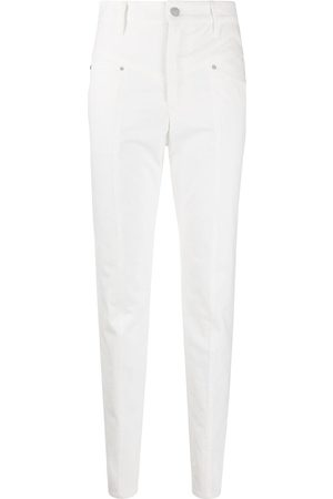 Isabel Marant Piped skinny trousers