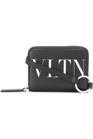 VALENTINO VLTN zipped wallet
