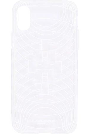 MARCELO BURLON Transparent Tech Iphone X/xs Case