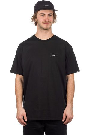 Vans Left Chest Logo T-Shirt black/white