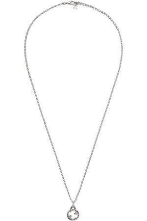 Gucci Interlocking G halsband med hänge