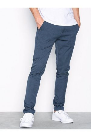 Tailored & Originals Pants -TOFrederic Byxor Ombre Blue