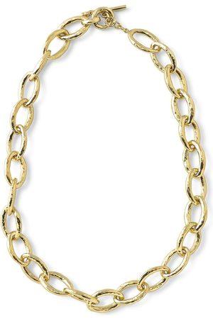 Ippolita 18kt gold Bastille necklace