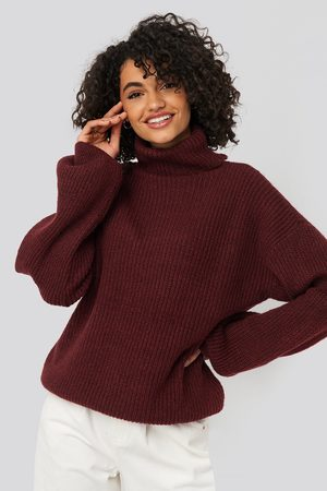 NA-KD Knitted Turtle Neck Sweater