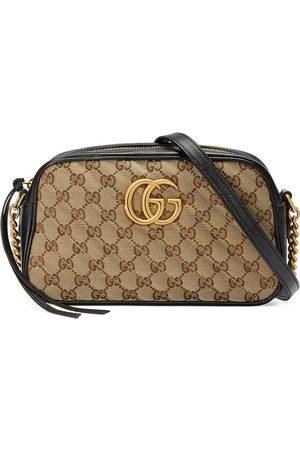 Gucci Kvinna Handväskor - GG Marmont small shoulder bag