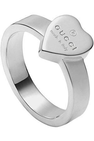 Gucci Heart ring med -märke