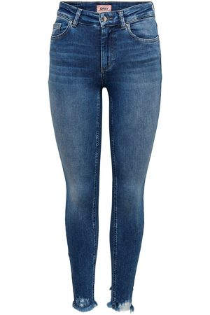 Only Onlblush Life Mid Ankle Skinny Fit-jeans