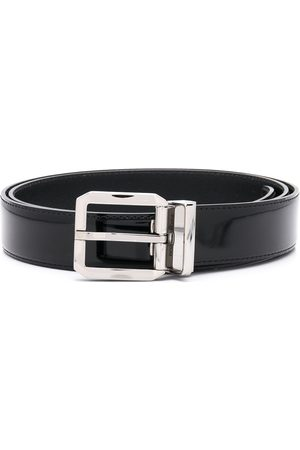 Dolce & Gabbana Man Bälten - Square buckle belt