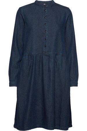 Culture Kvinna Midiklänningar - Cupaola Dress Knälång Klänning