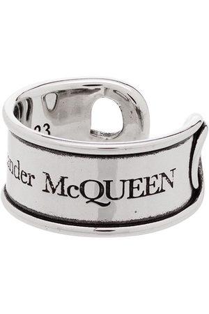 Alexander McQueen Graverad ring