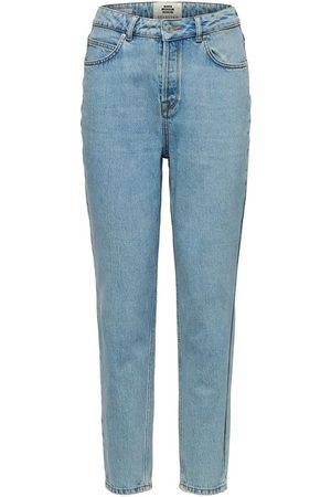 Selected Mom Jeans High Waist