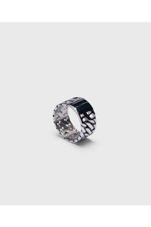 By Billgren Man Ringar - Steel Ring