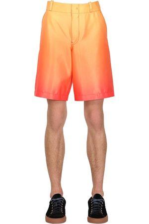 Sies marjan Gradient Printed Stretch Shorts