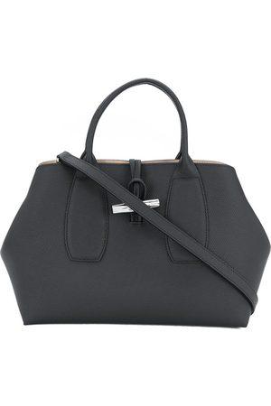 Longchamp Roseau tote-väska med handtag