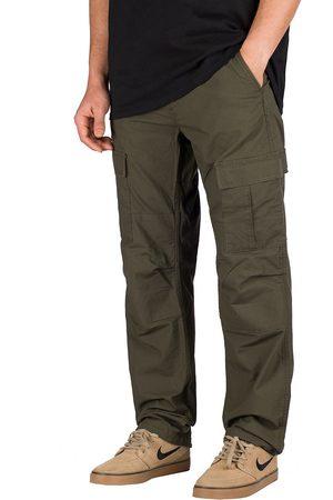 Carhartt Man Cargobyxor - Aviation Pants cypress