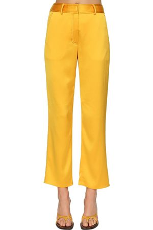 SIES MARJAN Cropped High Waist Pants