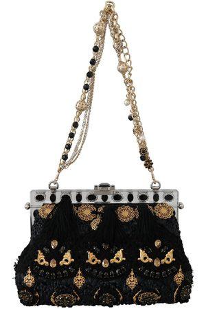 Dolce & Gabbana Vanda Baroque Crystal Purse