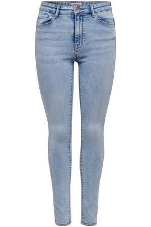 Only Onlpaola Life Hw Ankle Skinny Fit-jeans