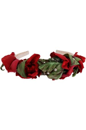 Dolce & Gabbana Studded Hair Headband