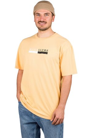 Maxallure Core Split T-Shirt gold