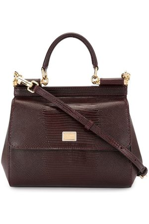 Dolce & Gabbana Sicily liten tote-väska