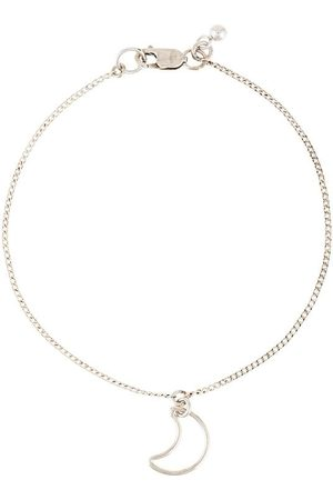 Petite Grand Moon pendant chain bracelet