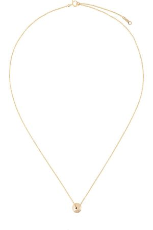 Petite Grand Halsband med skivformat hänge