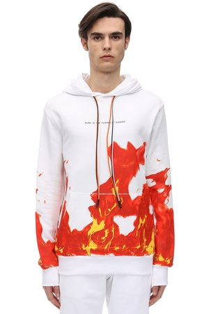 IHS Man Hoodies - Printed Sweatshirt Hoodie