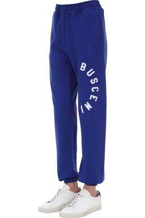 BUSCEMI Man Joggingbyxor - Tackel Cotton Twill Sweatpants