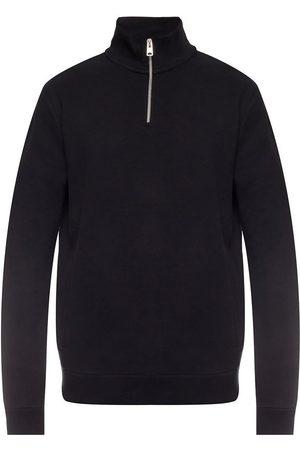 AllSaints Raven sweatshirt with logo