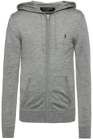 AllSaints Mode Logo-embroidered sweatshirt