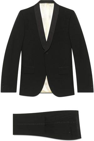 Gucci New Signoria wool mohair tuxedo
