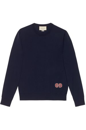 Gucci Wool jumper with GG