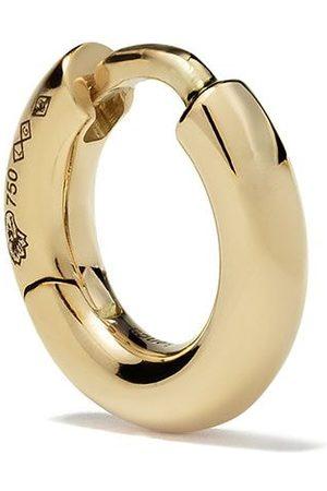 Le Gramme Bangle örhänge i 18K borstat gult guld