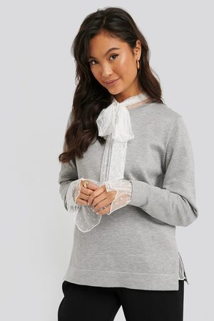 NA-KD Light Knitted Sweater