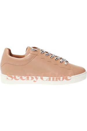 See by Chloé Essie sneakers with logo