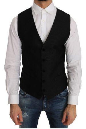 Dolce & Gabbana Polka Dot Pattern Vest