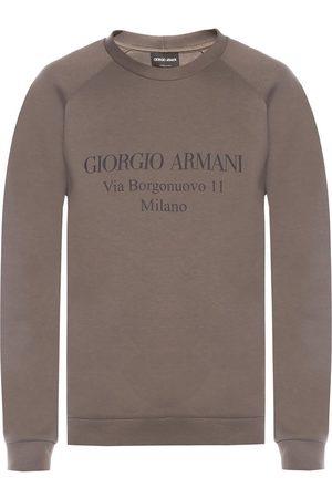 Armani Sweatshirt with logo