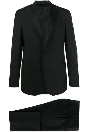 Dell'oglio Man Kostymer - Fitted tuxedo suit