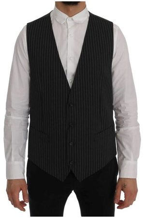 Dolce & Gabbana Wool Stretch Vest