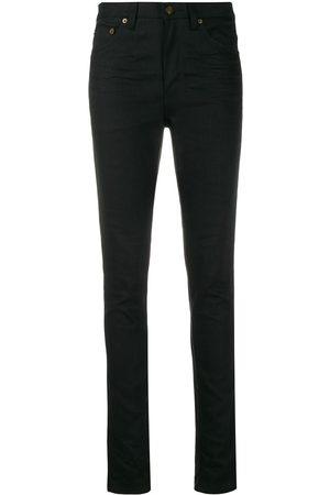 Saint Laurent Jeans i smal passform