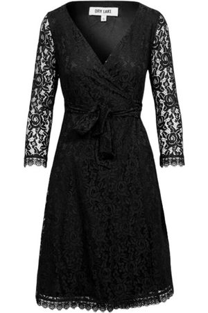 Dry Lake Joni Wrap Dress